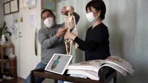日本手技療法家地位向上協会の特別講座7